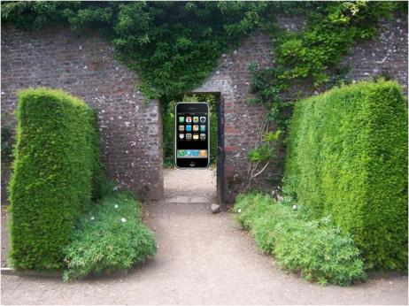 Image result for internet walled garden